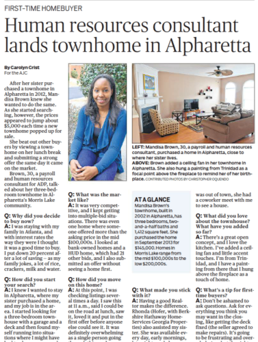 AJC Homefinder March 2014